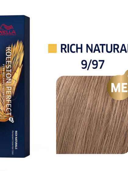 Wella Professionals Koleston Perfect Me Rich Naturals 9/97 60ml
