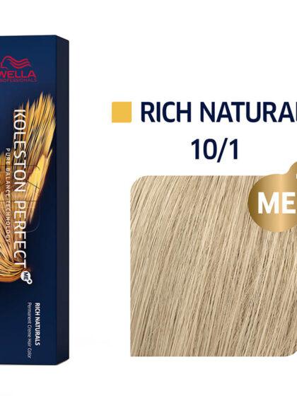 Wella Professionals Koleston Perfect Me Pure Naturals 10/1 60ml