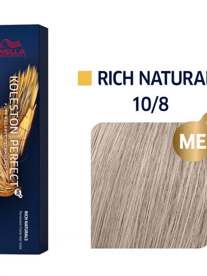 Wella Professionals Koleston Perfect Me Pure Naturals 10/8 60ml