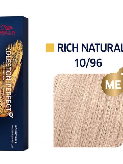 Wella Professionals Koleston Perfect Me Pure Naturals 10/96 60ml