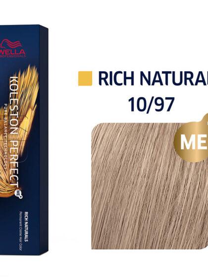 Wella Professionals Koleston Perfect Me Pure Naturals 10/97 60ml