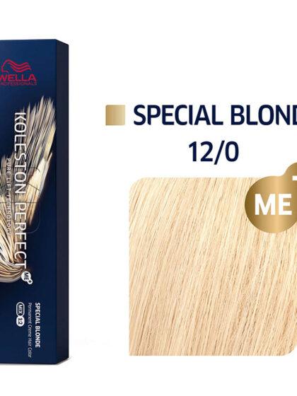 Wella Professionals Koleston Perfect Me Special Blonde 12/0 60ml