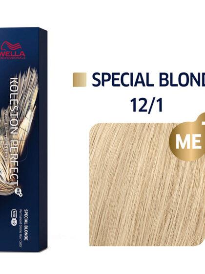 Wella Professionals Koleston Perfect Me Special Blonde 12/1 60ml