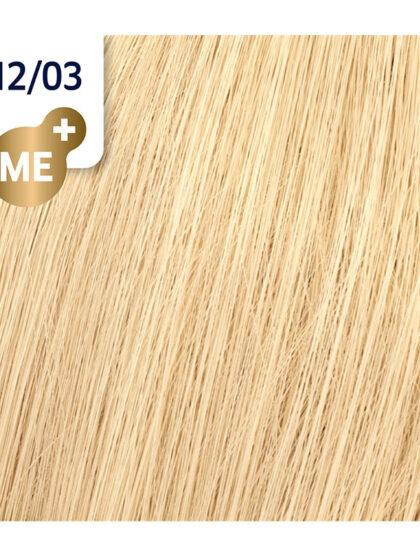 Wella Professionals Koleston Perfect Me Special Blonde 12/03 60ml