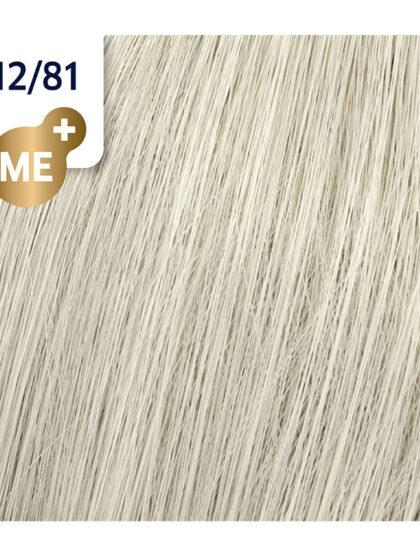Wella Professionals Koleston Perfect Me Special Blonde 12/81 60ml