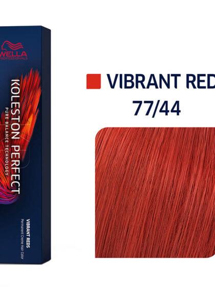 Wella Professionals Koleston Perfect Me Vibrant Reds 77/44 60ml