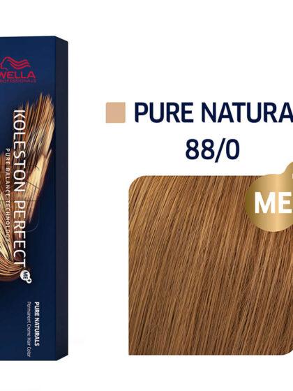 Wella Professionals Koleston Perfect Me Pure Naturals 88/0 60ml