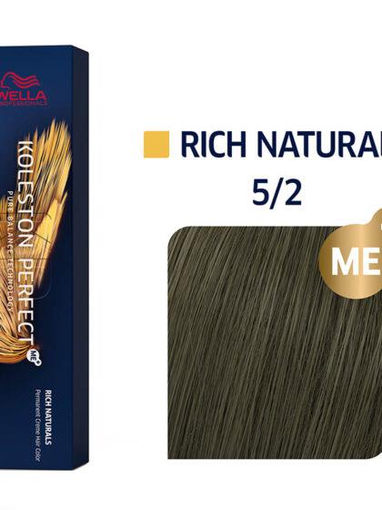 Wella Professionals Koleston Perfect Me Rich Naturals 5/2 60ml