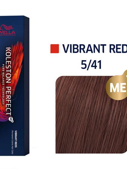 Wella Professionals Koleston Perfect Me Vibrant Reds 5/41 60ml