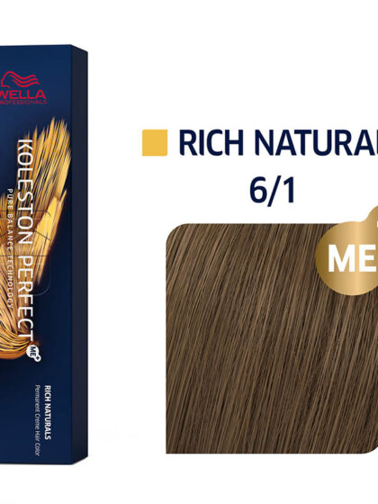 Wella Professionals Koleston Perfect Me Rich Naturals 6/1 60ml