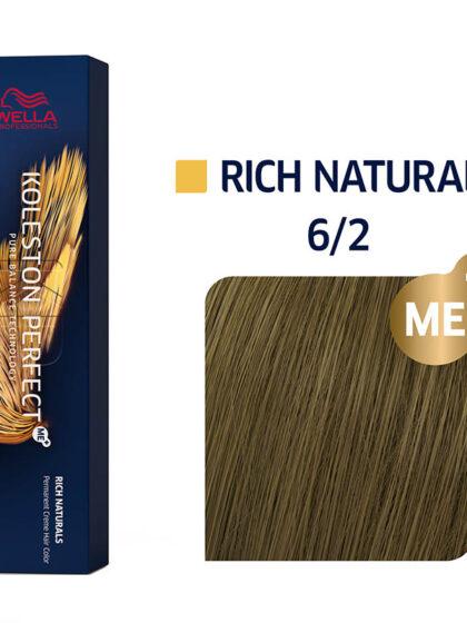 Wella Professionals Koleston Perfect Me Rich Naturals 6/2 60ml