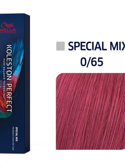 Wella Professionals Koleston Perfect Me Special Mix 0/65 60ml