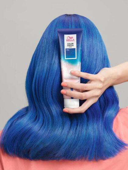 Wella Professionals Color Fresh Mask Blue 150ml