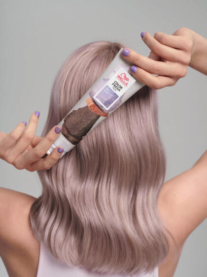 Wella Professionals Color Fresh Mask Lilac Frost 150ml