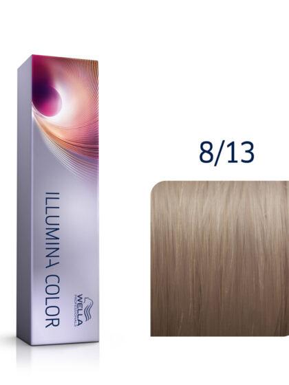 Wella Illumina Color 8/13 Light Blonde Ash Gold 60ml