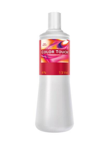 Wella Professionals Color Touch Plus Emulsion  4% 13vol 1Lt