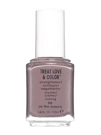 Essie Treat Love & Color 90 On  the Mauve Cream