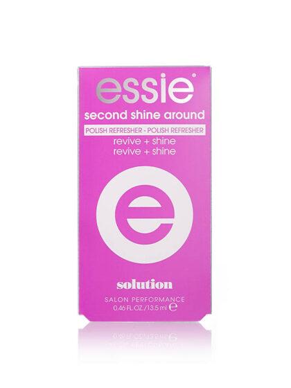Essie Top Coat Second Shine Around